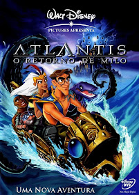 Atlantis 2 – O Retorno de Milo (Dublado)