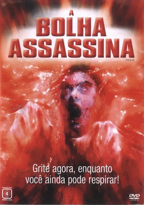 A Bolha Assassina - DVDRip Dual Áudio