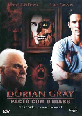 Dorian Gray: Pacto Com o Diabo - DVDRip Dual Áudio