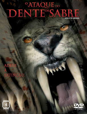 O Ataque do Dente de Sabre - DVDRip Dual Áudio