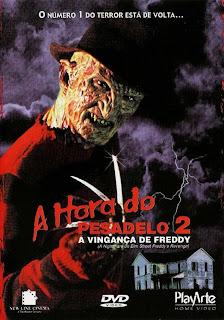 A Hora do Pesadelo 2: A Vingança de Freddy - DVDRip Dublado (RMVB)