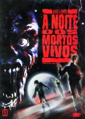 A Noite dos Mortos Vivos - DVDRip Dual Áudio