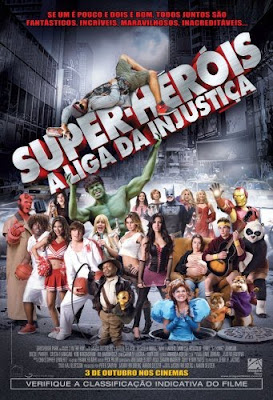 Super-Heróis: A Liga da Injustiça - DVDRip Dual Áudio
