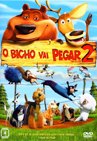 O Bicho Vai Pegar 2 Dublado (2008)