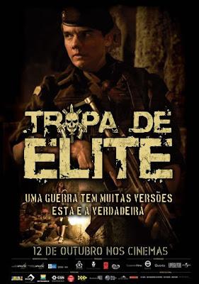 Tropa de Elite - DVDRip Nacional