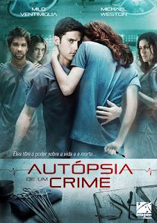 Autópsia de Um Crime DVDRip Dual Áudio