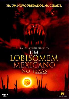 Um Lobisomem Mexicano no Texas - DVDRip Dublado