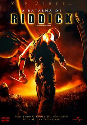 Baixar Filme A Batalha de Riddick DVDRip Dublado