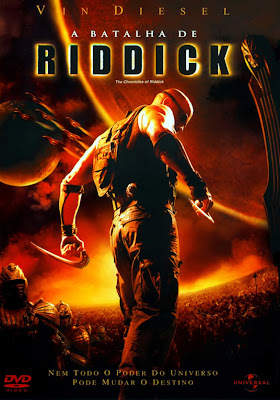 A Batalha de Riddick - DVDRip Dual Áudio