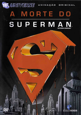 A Morte do Superman - DVDRip Dublado