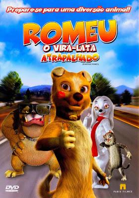 Romeu: O Vira-Lata Atrapalhado - DVDRip Dublado