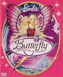 Baixe imagem de Barbie Butterfly: Uma Nova Aventura Em Fairytopia (Dublado) sem Torrent