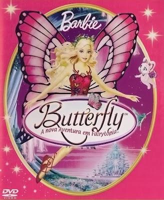 Barbie Butterfly: Uma Nova Aventura Em Fairytopia (Dublado)