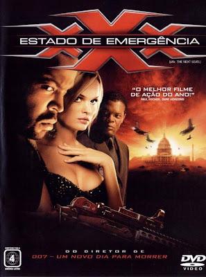 Triplo X 2: Estado de Emergência - DVDRip Dual Áudio
