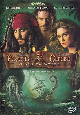 Piratas do Caribe 2 – O Baú da Morte Dublado