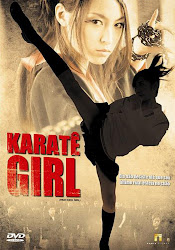Baixe imagem de Karatê Girl (Dual Audio) sem Torrent