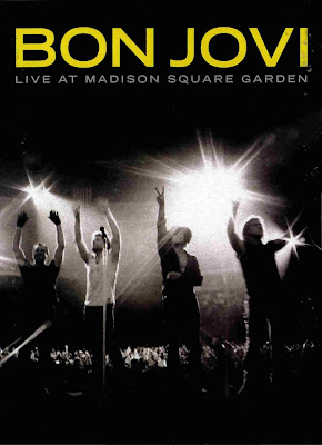 Bon jovi live at madison square garden 2009 slash 39 s downloads for Bon jovi madison square garden