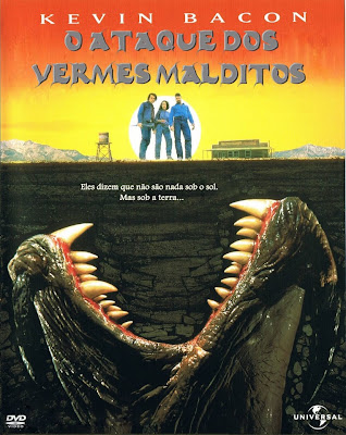 O Ataque dos Vermes Malditos - DVDRip Dublado