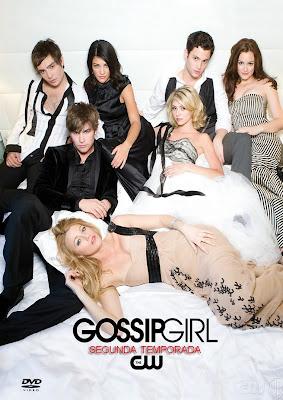Gossip Girl - 2ª Temporada Completa - DVDRip Dublado
