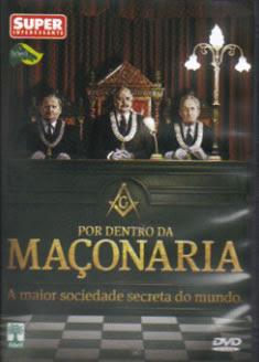 Por Dentro da Maçonaria: A Maior Sociedade Secreta do Mundo (Legendado)