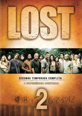 Lost - 2ª Temporada Completa - DVDRip Dual Áudio