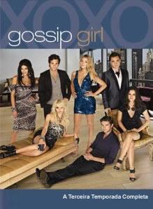 Gossip Girl - 3ª Temporada Completa - HDTV Legendado