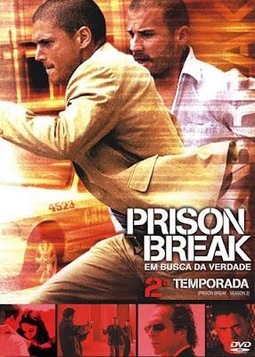 Prison Break - 2ª Temporada Completa - DVDRip Dual Áudio