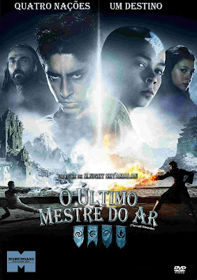 Filme O Último Mestre do Ar R5 XviD Dual Audio e RMVB Dublado