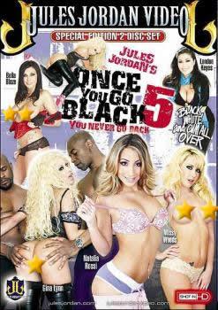 Jules Jordan - Once You Go Black You Never Go Back 5 - (+18)