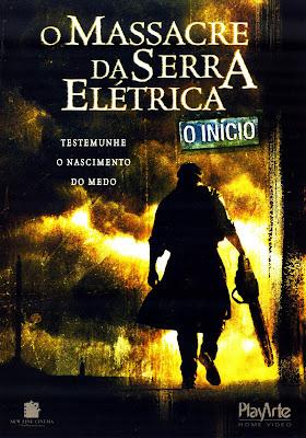 Filme O Massacre Da Serra Elétrica : O Início   Dublado