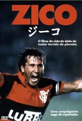 Zico: O Filme - DVDRip Nacional
