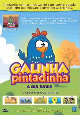 Galinha Pintadinha e Sua Turma - DVDRip Nacional