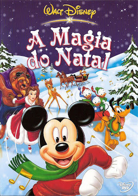 Filme Poster A Magia do Natal DVDRip XviD & RMVB Dublado