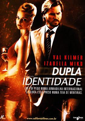 Dupla Identidade - DVDRip Dual Áudio