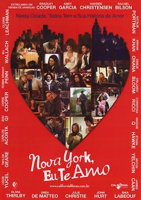 Nova York, Eu Te Amo - DVDRip Dual Áudio