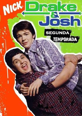 Drake e Josh - 2ª Temporada Completa - Dublado