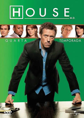 Dr. House - 4 Temporada Completa - DVDRip Dual udio
