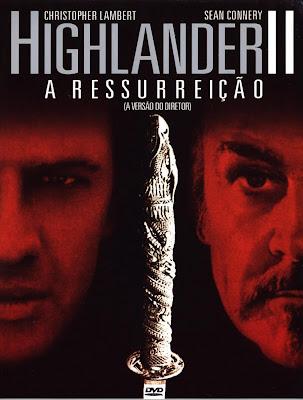 Highlander 2: A Ressurreição - DVDRip Dublado