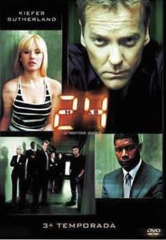 24 Horas - 3ª Temporada Completa - DVDRip Dual Áudio