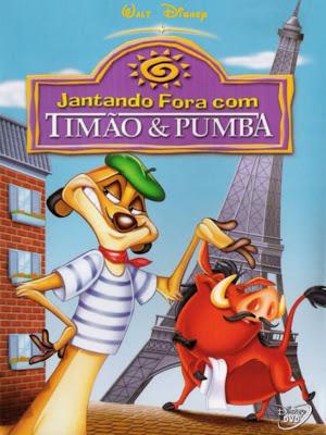 Jantando Fora Com Timão e Pumba (Dublado)