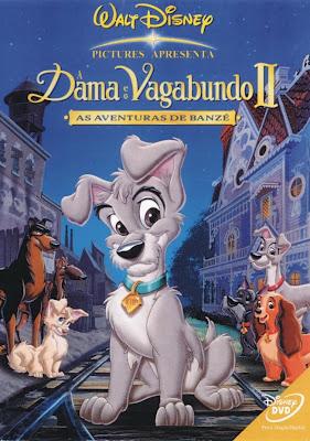 A Dama e o Vagabundo 2: As Aventuras de Banzé - DVDRip Dublado