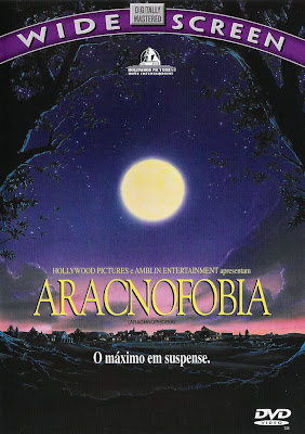 Aracnofobia - DVDRip Dublado