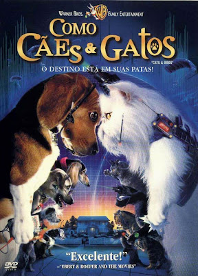 Como+C%C3%A3es+e+Gatos Download Como Cães e Gatos   DVDRip Dual Áudio