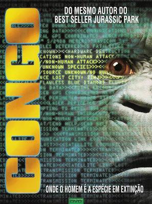 Filme Poster Congo DVDRip XviD & RMVB Dublado