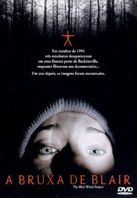 A Bruxa de Blair - DVDRip Dublado