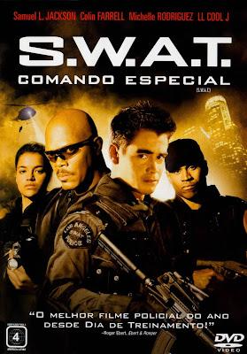 S.W.A.T.%2B %2BComando%2BEspecial Download S.W.A.T.: Comando Especial   DVDRip Dublado