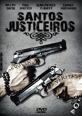 Santos Justiceiros Dublado