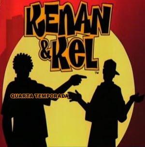 Kenan e Kel - 4ª Temporada Completa - Dublado