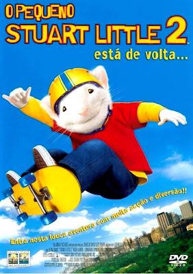 O Pequeno Stuart Little 2 - DVDRip Dublado