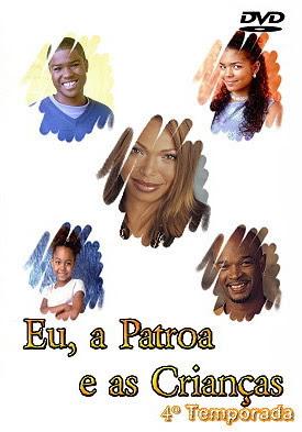Eu, a Patroa e as Crianças - 4ª Temporada Completa - DVDRip Dublado